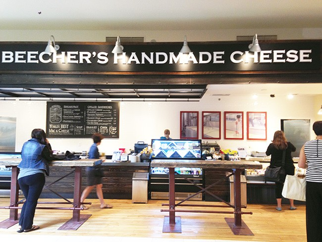 beechers handmade cheese beecher s handmade cheese caff 233 vita the bellevue 9276