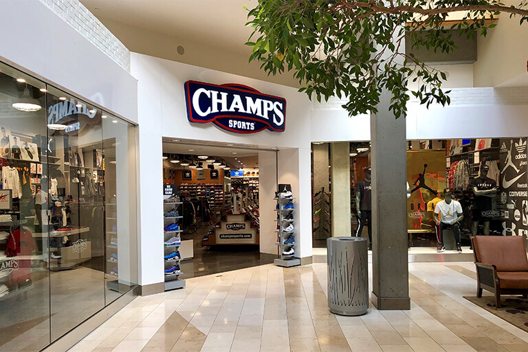 Champs Sports - The Bellevue Collection
