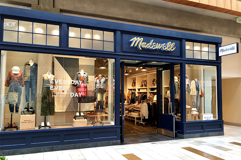 Madewell - The Bellevue Collection