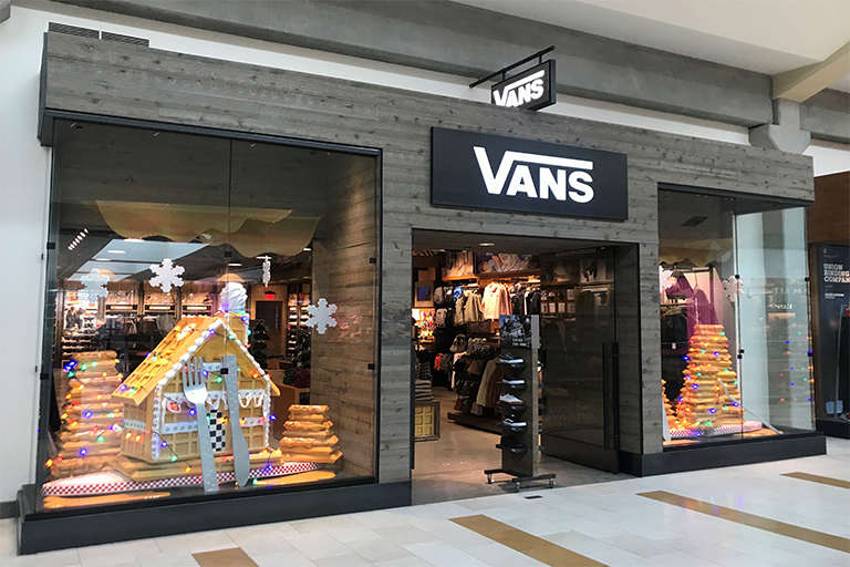Bellevue Square Mall >> Vans The Bellevue Collection