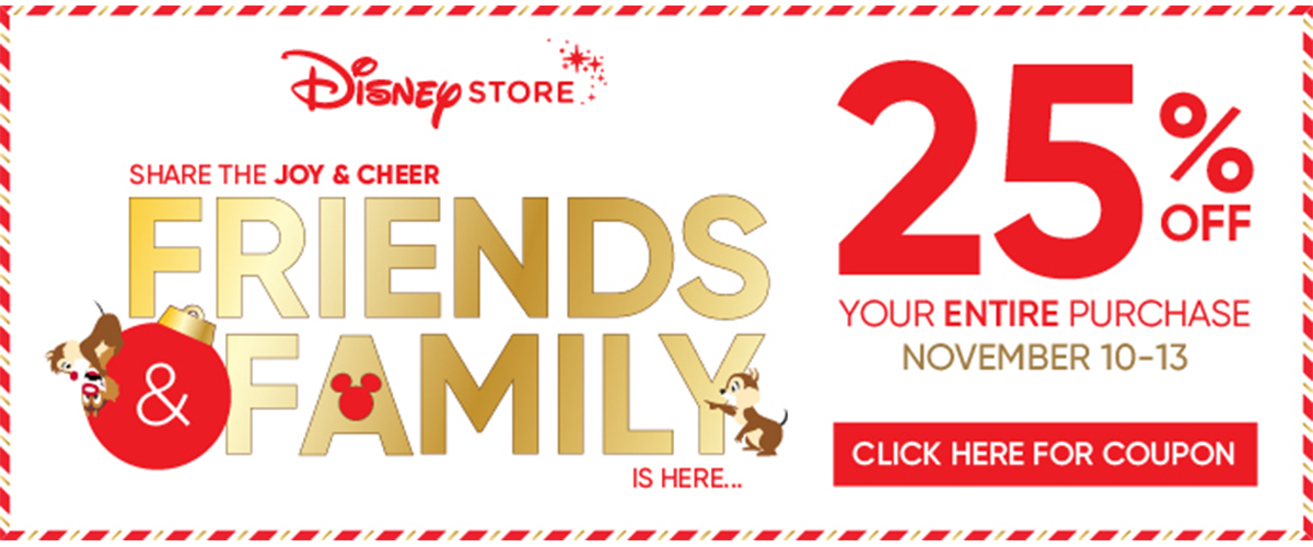 Find best of shopDisney promo codes, coupons, online deals and in store ezeciris.ml has been visited by K+ users in the past month% Verified Coupons · Top Brands & Savings · + Coupons AvailableTypes: Specialty Stores, Grocery Stores, Factory Outlets, Retail Chains, Restaurants.