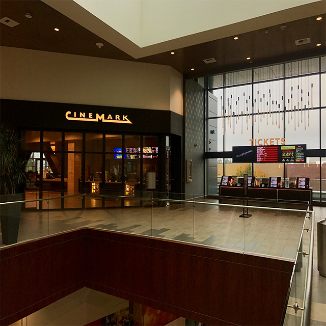 Cinemark Reserve Lincoln Square The Bellevue Collection