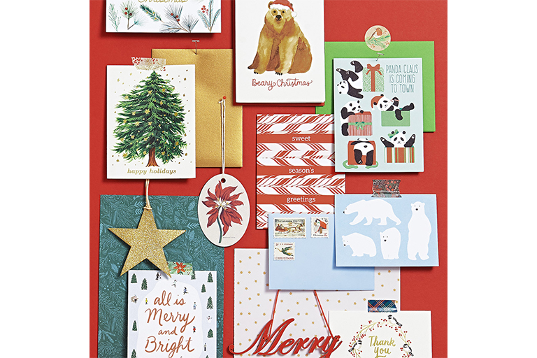 Holiday Card Making Craft Social The Bellevue Collection