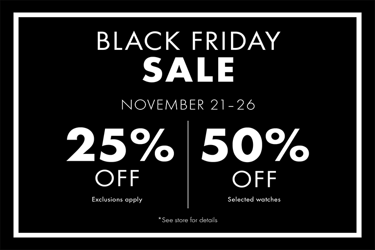 Black Friday Sale The Bellevue Collection