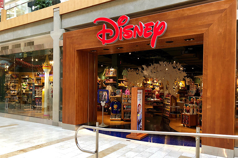 Disney Store The Bellevue Collection