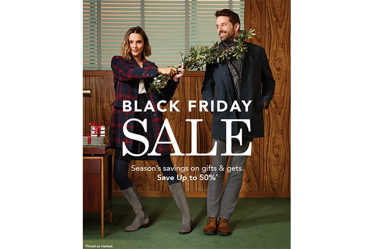 Johnston \u0026 Murphy Black Friday Sale