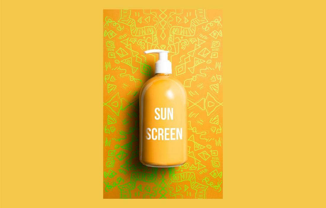 Header image of sunscreen bottle
