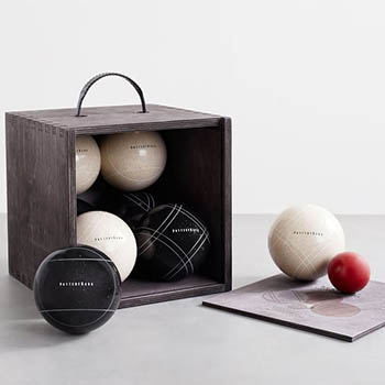Pottery Barn Bocce Ball Set